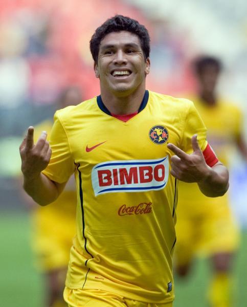 Salvador Cabanas 2015 Salvador Cabanas Returned to