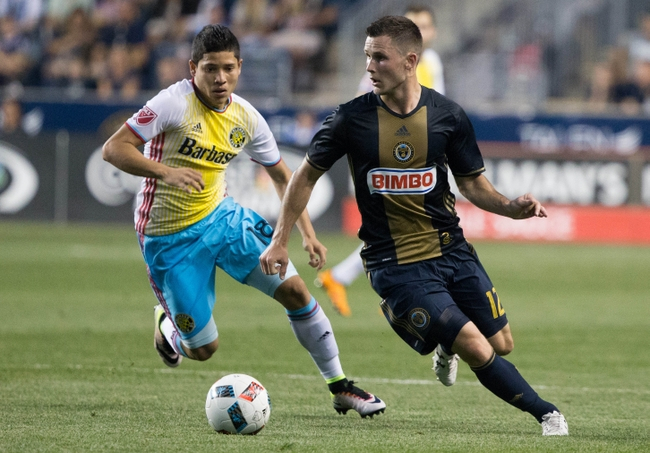 MLS: Columbus Crew SC at Philadelphia Union